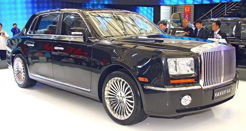 China's Infamous World class car Fakes | Digital Grog ...
