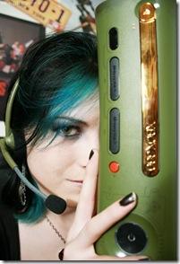microsoft software girl