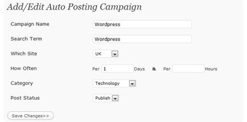 wp answers WordPress bloggin making money yahoo