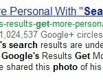 Get your Author Photo in Google search results to increase site Authority
