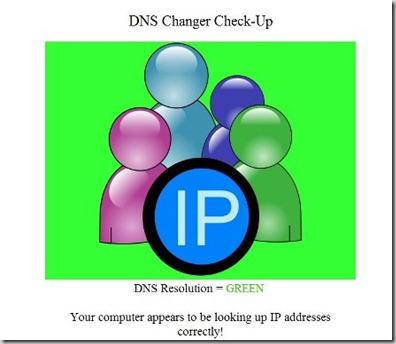 dns changer blackout TDSS, Alureon TidServ and TDL4 viruses spyeye zues