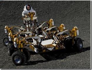 NASA Lunar Chariot