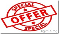 digitalgrog special offer  mcafee protection