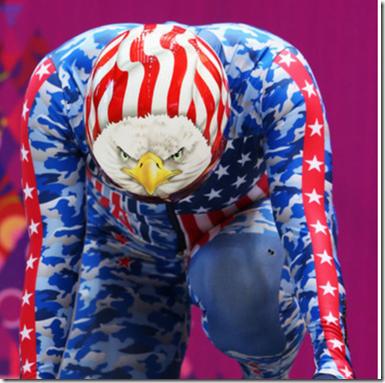 amercian helmet winter olympics