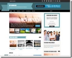 wp boundless blog magazime wordpress them by solstream