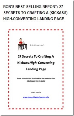 High converting landing page not free but tips