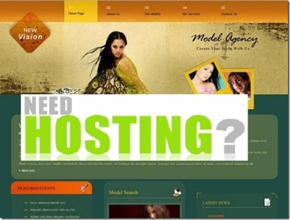 do you need hosting  in australia