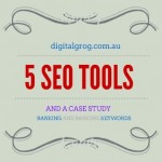 5 FREE SEO tools and case study of  your ranking and banking keywords