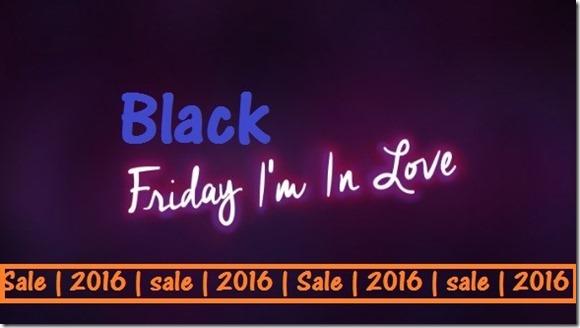 black friday im in love