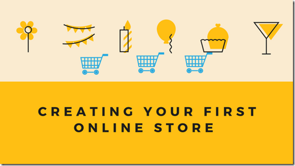 Creating yourOwn OnLine store