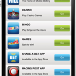 How new technology is being used in smartphone betting