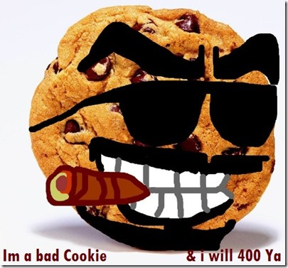 bad cookie
