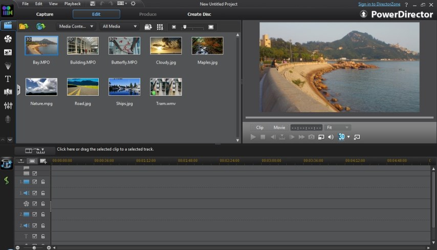 easy cheap video editing software