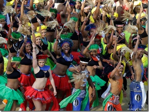 Fifa -World-Cup-Opening-Ceremony- FIFA - WOrld Cup - 2010