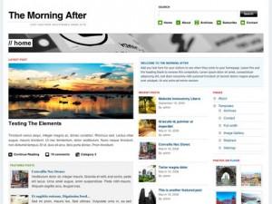 Best free WordPress 3.0 themes