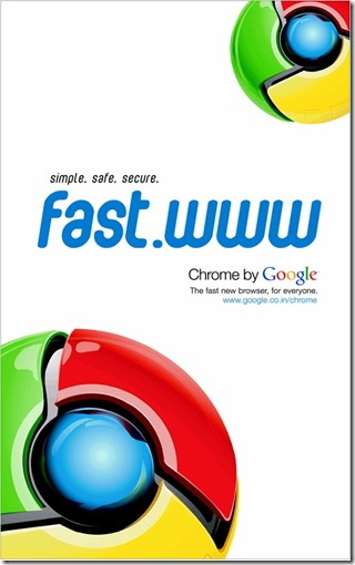 Browser google_chrome_ads in india