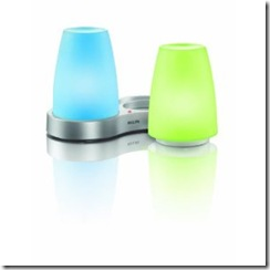 Philips 69116 55 48 Imageo LED Rechargeable Color Changing Table Lights_