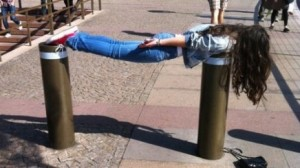 Move over Planking cone-ing is here