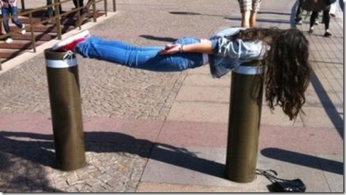 planking vs cone ing craze