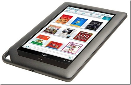 Barnes & Noble Nook Color-w600 reviews