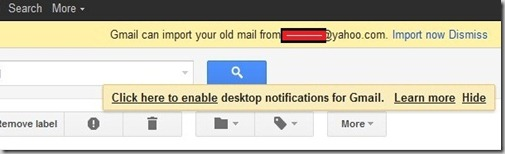 gmail account yahoomail closing