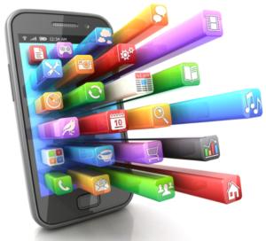 create a mobile smart app