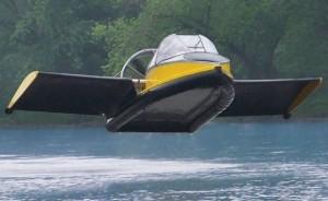 Flying Hovercraft for $190,000