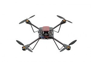 ELEV-8 robotic quadcopter,