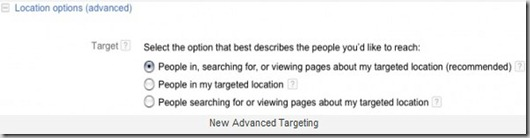 AdWords Gets ZIP Code Targeting