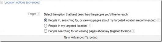 AdWords Gets ZIP Code Targeting