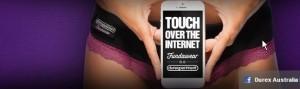 Wacky new underwear  invention 2b released by Durex