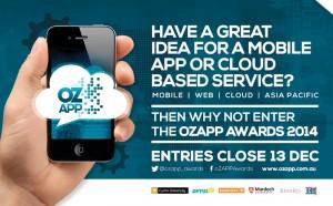 The Australian app developer competition