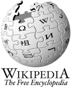 website of wikipedia