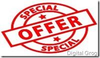 digitalgrog special offer  mcafee protection