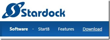 stardock start 8 and windows shell 7 start menu