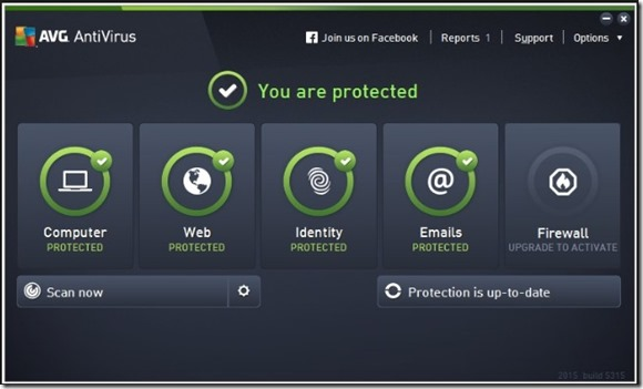 AVG AntiVirus Free (2016) Review & Rating