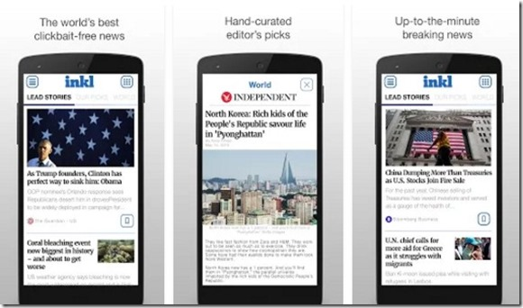 inkl news app