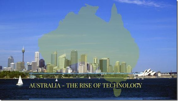 AUSTRALIA - THE RISE OF TECHNOLOGY compressed