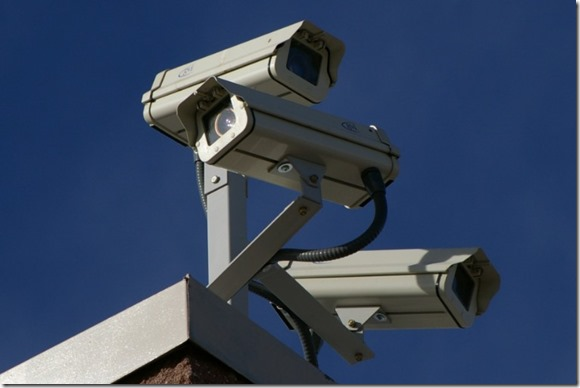 security with cameras being used on casinos