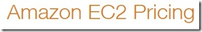 pricing for ec2 amazon wordpress