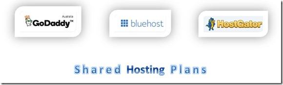 sahred hosting plans