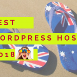 Comparison on Blog Website Hosting for Australians in 2018