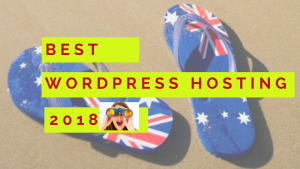 Top picks for Blog Website Hosting for Australians in 2018