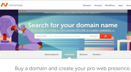 cheap domain names