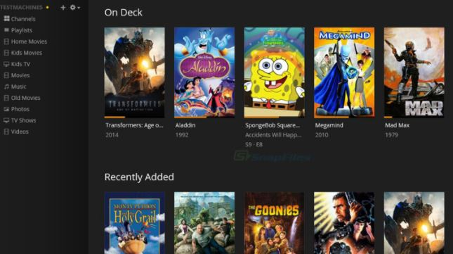 DLNA software for tv streaming