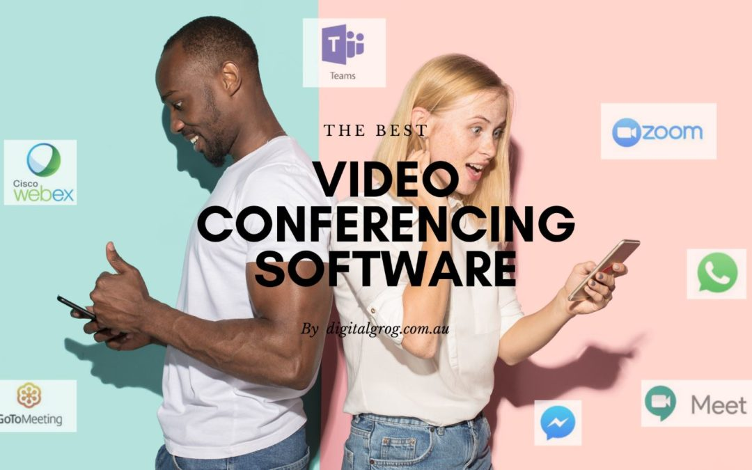 Top Video and Audio Conferencing Software for Business in 2020