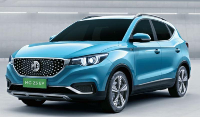 MG British Chinese car brand EV