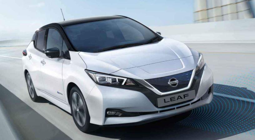 Nissan Japan EV car for Australia