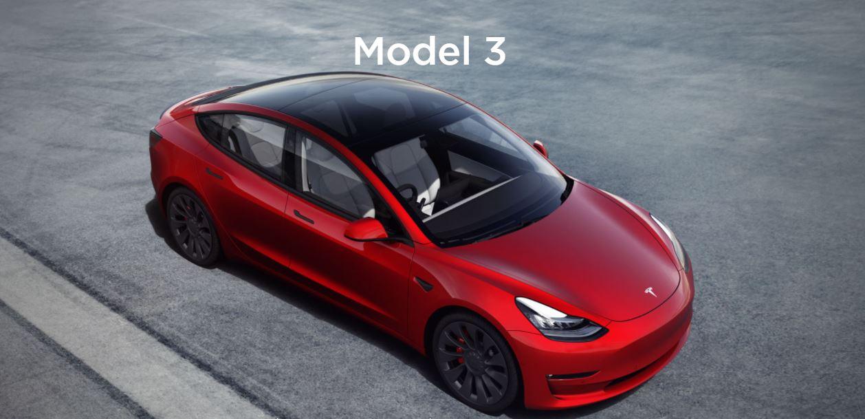 Tesla Electric Vehicle Australia